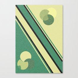 SageNBeige Canvas Print