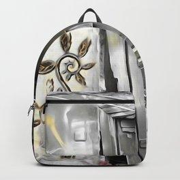 PLAKA - DOOR no2a Backpack