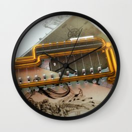 Divine Instrumen Wall Clock