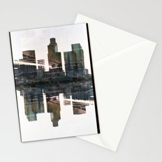 Landscapes c3 (35mm Double Exposure) Stationery Cards