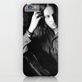 JACK WHITE IYENG 8 iPhone Case