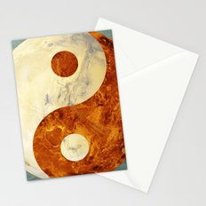 Mars & Venus  Stationery Cards