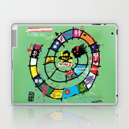 Gioco dell'Oca - The Game of the Goose (RDVM06) Limited Edition Laptop & iPad Skin