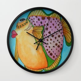 MOE Wall Clock