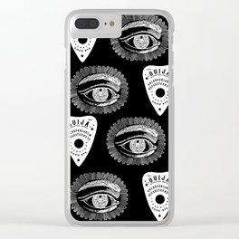 Satanic Panic! Clear iPhone Case