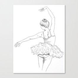 Katie Lynne Canvas Print