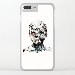 Boy Colour 2 Clear iPhone Case