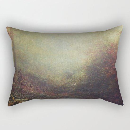 Fall Impressions Rectangular Pillow