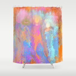 Headed to the Party Shower Curtain