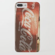 Enjoy Coca-Cola iPhone 8 Plus Slim Case