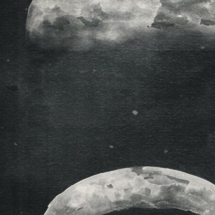 Watercolor moon phases Leggings