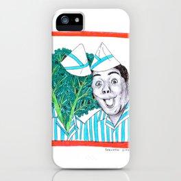 Kenan and Kale. iPhone Case