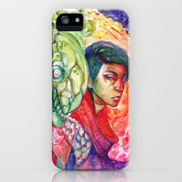 Elementals iPhone Case