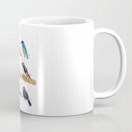 Birds / Vögel Coffee Mug