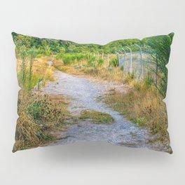 Follow The Gravel Path Pillow Sham