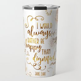 Jane Eyre - Dignified Travel Mug