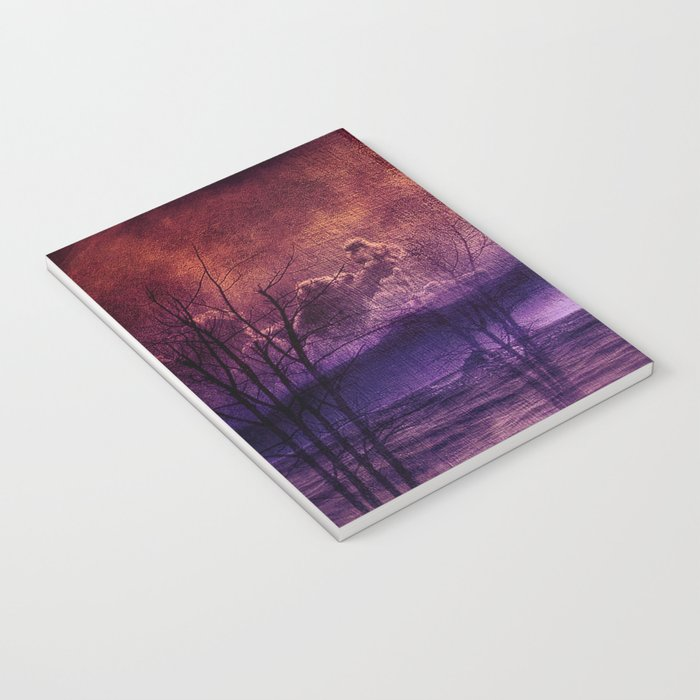 purple trip Notebook