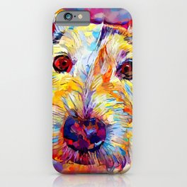 Parson Russell Terrier iPhone Case