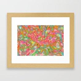 PhotoArt Abstract Design Framed Art Print