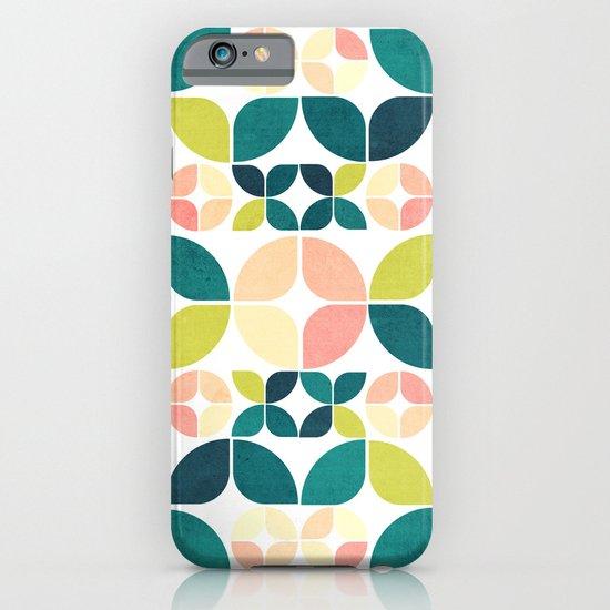 Rose Garden Pattern iPhone & iPod Case