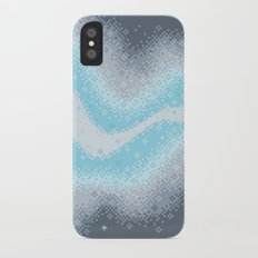 Demiboy Pride Flag Galaxy iPhone X Slim Case