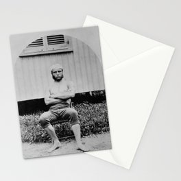 Young Teddy Roosevelt Shirtless - 1879 Stationery Cards