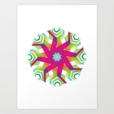 Lamarckism Art Print