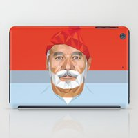 bill murray iPad Cases featuring BILL MURRAY by Joemetric