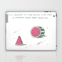 Watermelon Optimism Laptop & iPad Skin