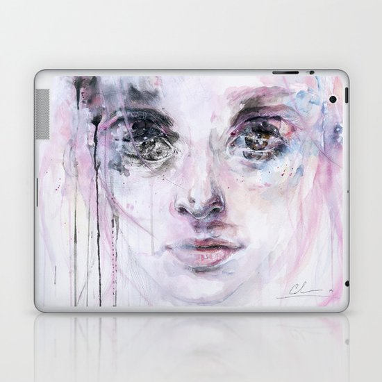 resize me Laptop & iPad Skin
