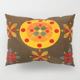 Oskar II: Brown Pillow Sham