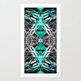 the EYE Art Print