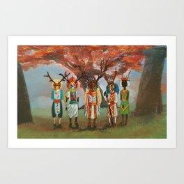 Seers Isle: Seers Art Print