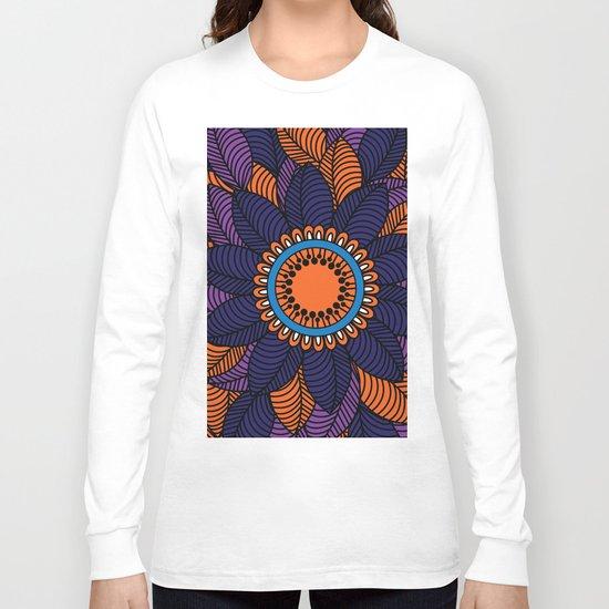 Pattern I Long Sleeve T-shirt