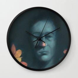 Surfacing Wall Clock