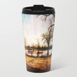On Golden Pond Travel Mug