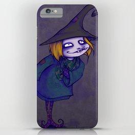 Rain witch iPhone Case