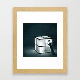 TouchLight Framed Art Print