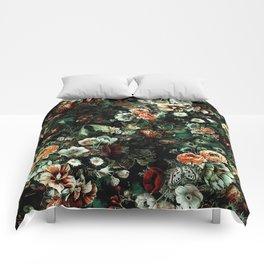 Night Garden VI Comforters
