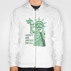 Liberty and Justice Hoody