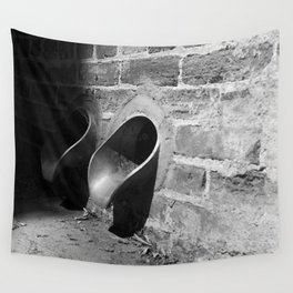 Drain Spouts Wall Tapestry