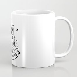 Chat marin - Marin d'Eau Douce Coffee Mug