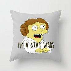 Ralph Wars Throw Pillow