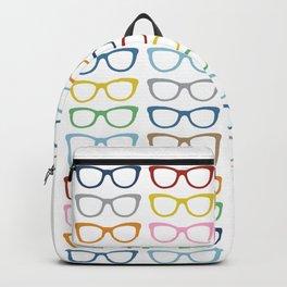 Glasses #2 Backpack