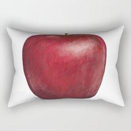 red apple Rectangular Pillow