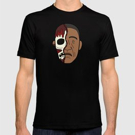 Faces of Breaking Bad: Gustavo Fring (Face-Off) T-shirt