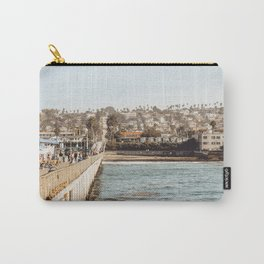 Walkway San Diego, California Carry-All Pouch