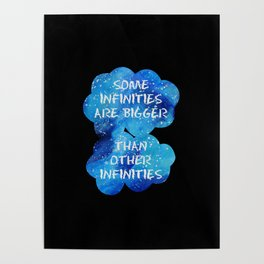 Infinities Poster