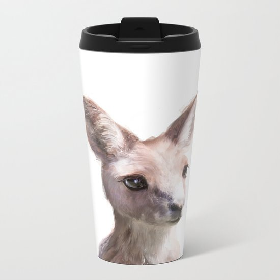 Little Kangaroo Metal Travel Mug