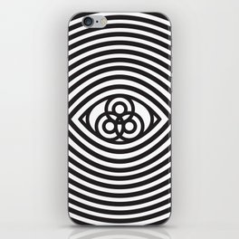 Third Eye iPhone Skin